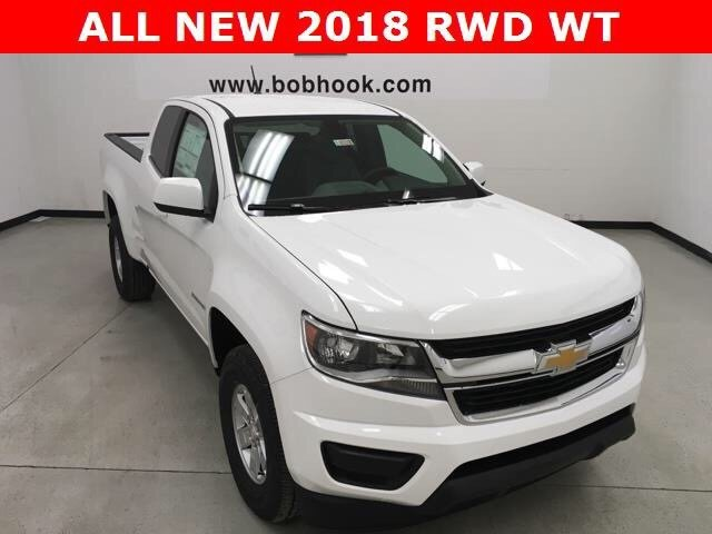 2018 Colorado Extended Cab, Pickup #180331 - photo 3