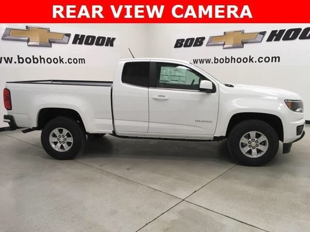 2018 Colorado Extended Cab, Pickup #180331 - photo 4