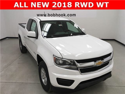 2018 Colorado Extended Cab Pickup #180331 - photo 3