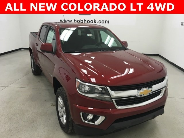 2018 Colorado Crew Cab 4x4, Pickup #180339 - photo 16