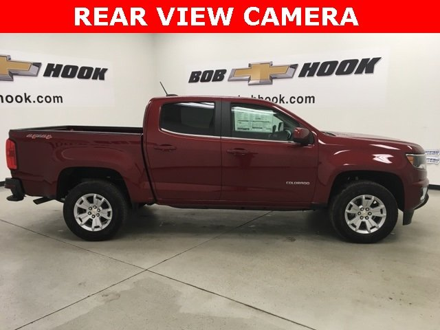 2018 Colorado Crew Cab 4x4, Pickup #180339 - photo 17
