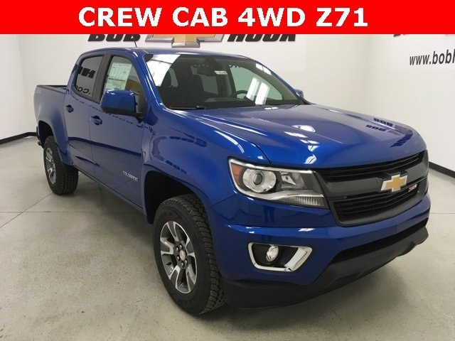 2018 Colorado Crew Cab 4x4, Pickup #180340 - photo 3