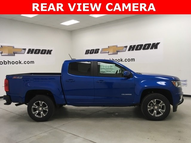 2018 Colorado Crew Cab 4x4, Pickup #180340 - photo 4