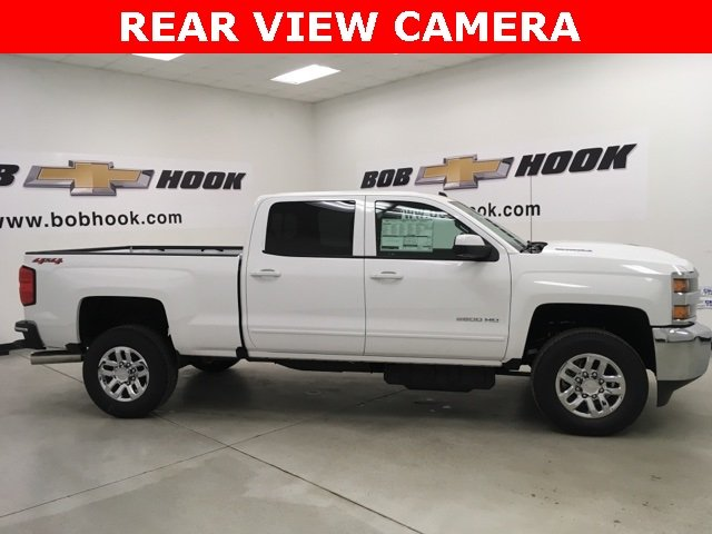 2018 Silverado 2500 Crew Cab 4x4 Pickup #180349 - photo 2