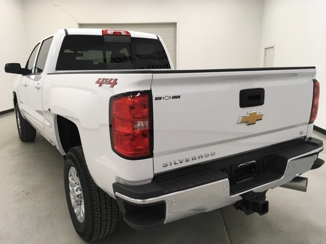 2018 Silverado 2500 Crew Cab 4x4 Pickup #180349 - photo 5