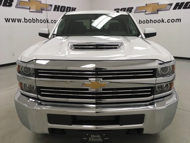 2018 Silverado 2500 Crew Cab 4x4 Pickup #180349 - photo 8