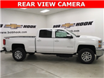 2018 Silverado 2500 Crew Cab 4x4 Pickup #180349 - photo 1
