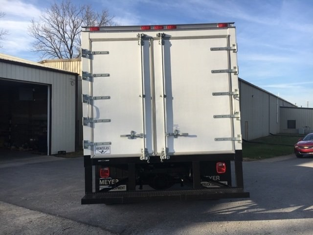2018 Silverado 3500 Regular Cab,  Hercules Dry Freight #180353 - photo 3