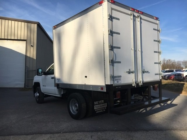 2018 Silverado 3500 Regular Cab,  Hercules Dry Freight #180353 - photo 4