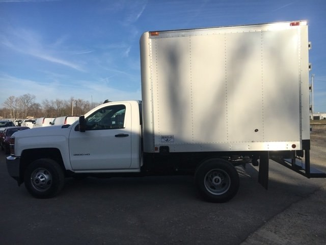 2018 Silverado 3500 Regular Cab 4x2,  Hercules Dry Freight #180353 - photo 6