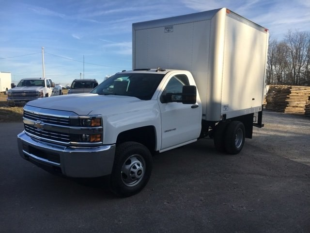 2018 Silverado 3500 Regular Cab,  Hercules Dry Freight #180353 - photo 5