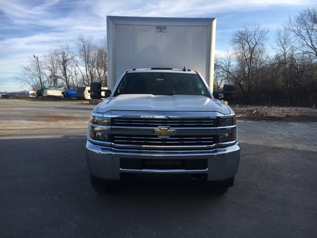 2018 Silverado 3500 Regular Cab 4x2,  Hercules Dry Freight #180353 - photo 7