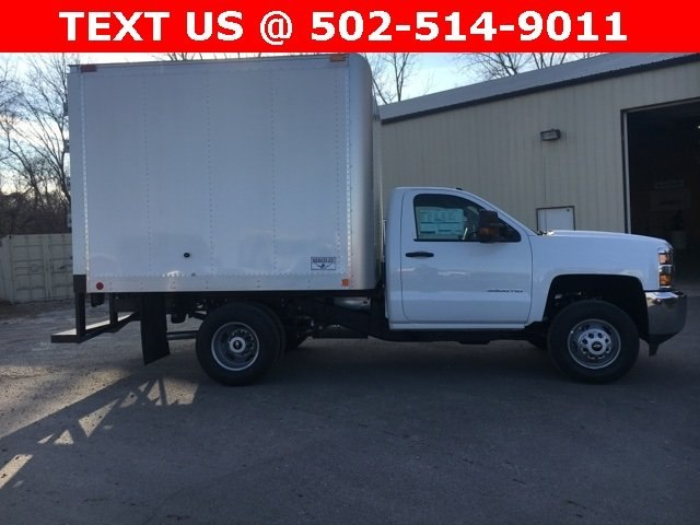 2018 Silverado 3500 Regular Cab, Hercules Dry Freight #180353 - photo 21