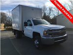 2018 Silverado 3500 Regular Cab 4x2,  Hercules Dry Freight #180353 - photo 1
