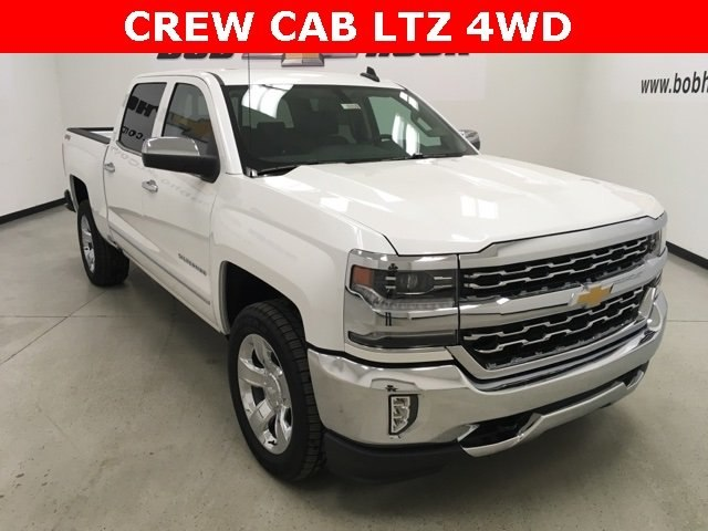 2018 Silverado 1500 Crew Cab 4x4, Pickup #180355 - photo 18
