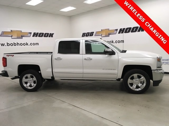 2018 Silverado 1500 Crew Cab 4x4, Pickup #180355 - photo 19