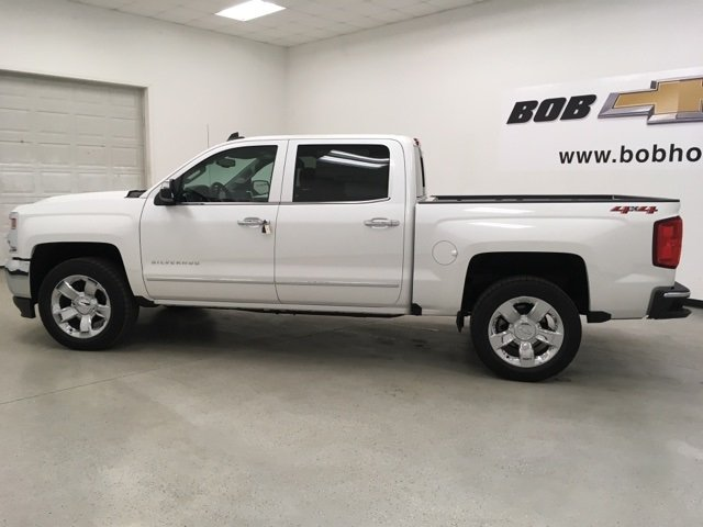 2018 Silverado 1500 Crew Cab 4x4, Pickup #180355 - photo 3