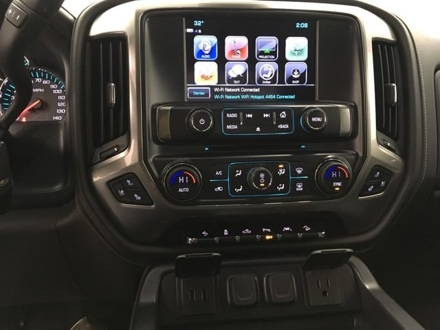 2018 Silverado 1500 Crew Cab 4x4 Pickup #180358 - photo 18