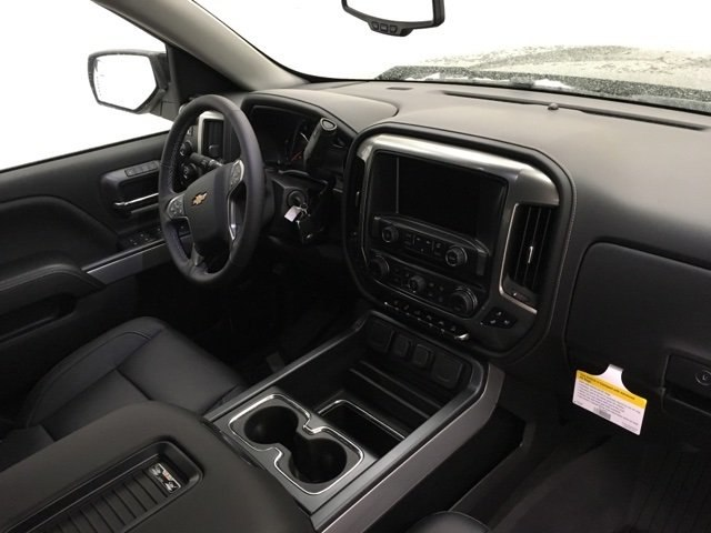2018 Silverado 1500 Crew Cab 4x4, Pickup #180358 - photo 9