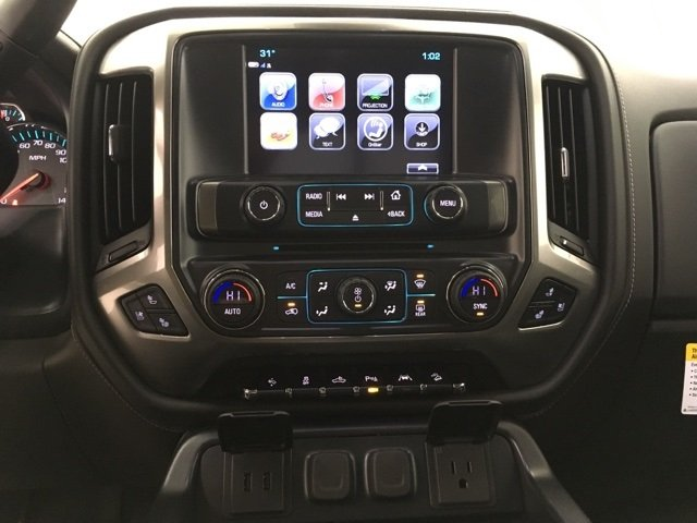 2018 Silverado 1500 Crew Cab 4x4 Pickup #180362 - photo 14