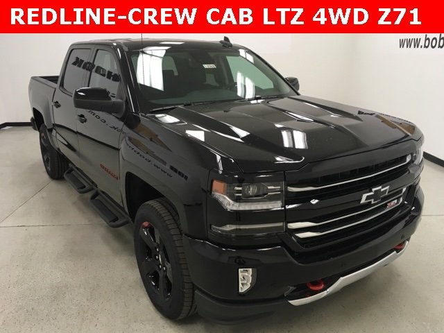 2018 Silverado 1500 Crew Cab 4x4 Pickup #180362 - photo 18