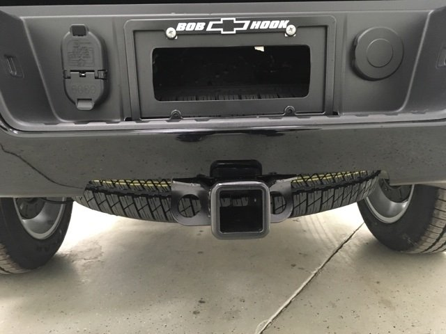 2018 Silverado 1500 Crew Cab 4x4 Pickup #180363 - photo 11