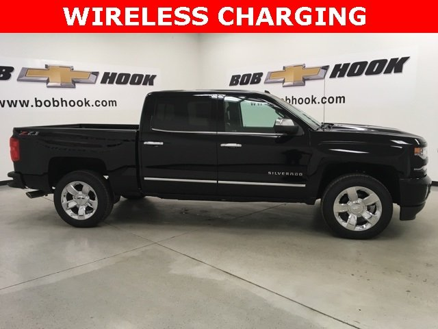 2018 Silverado 1500 Crew Cab 4x4 Pickup #180363 - photo 20