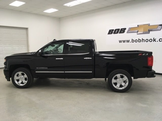 2018 Silverado 1500 Crew Cab 4x4 Pickup #180363 - photo 3
