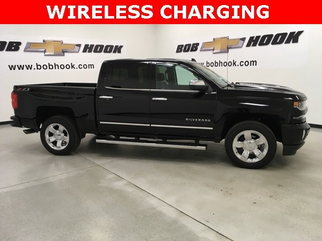 2018 Silverado 1500 Crew Cab 4x4,  Pickup #180366 - photo 4