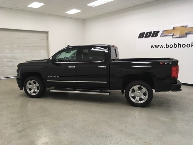 2018 Silverado 1500 Crew Cab 4x4,  Pickup #180366 - photo 7