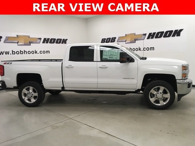 2018 Silverado 2500 Crew Cab 4x4, Pickup #180404 - photo 17