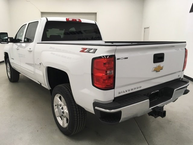 2018 Silverado 2500 Crew Cab 4x4, Pickup #180404 - photo 2