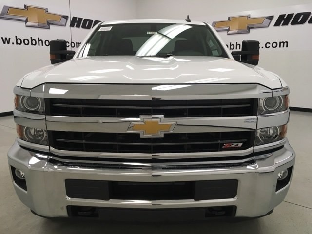 2018 Silverado 2500 Crew Cab 4x4, Pickup #180404 - photo 4