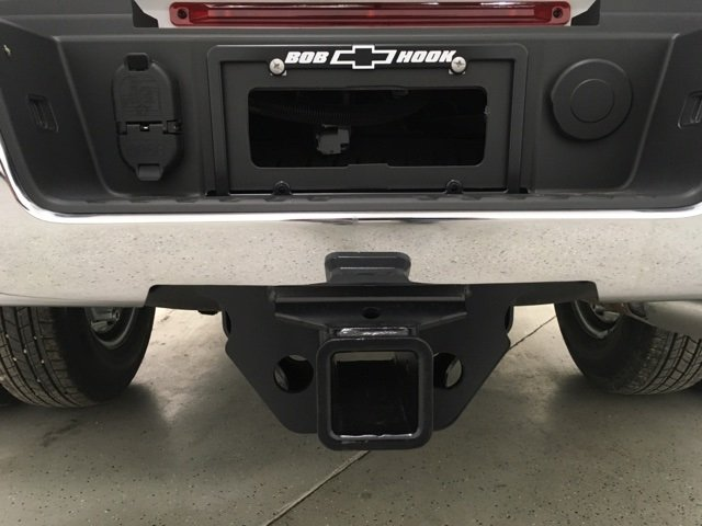 2018 Silverado 3500 Crew Cab 4x4 Pickup #180415 - photo 11