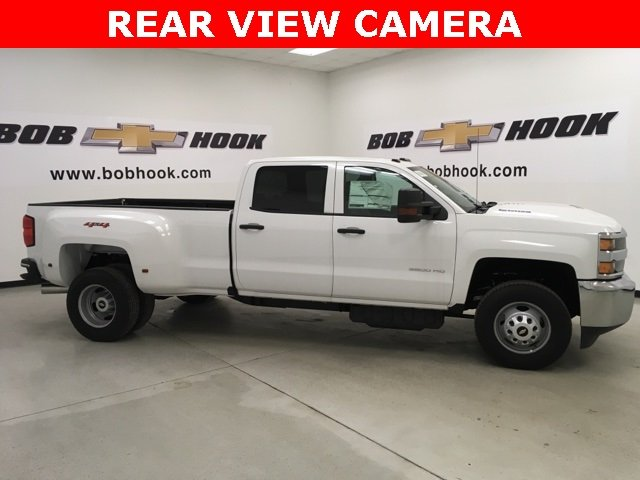 2018 Silverado 3500 Crew Cab 4x4 Pickup #180415 - photo 20