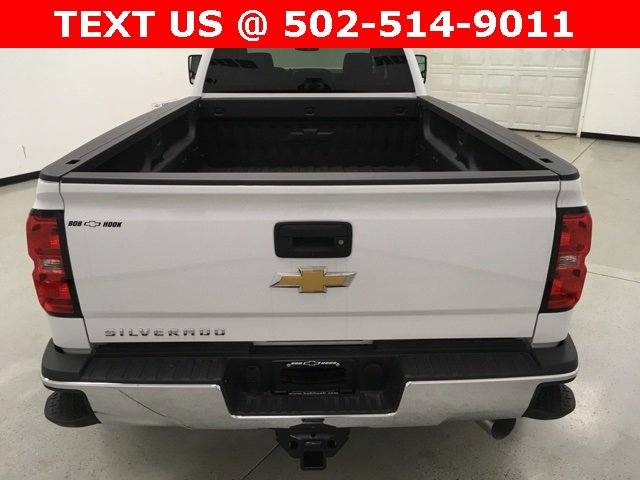 2018 Silverado 3500 Crew Cab 4x4 Pickup #180415 - photo 21