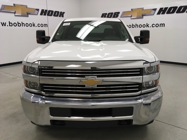 2018 Silverado 2500 Crew Cab 4x4, Reading Service Body #180421 - photo 8