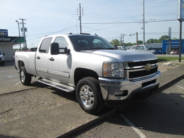 2011 Silverado 3500 Crew Cab 4x4, Pickup #180421A - photo 5