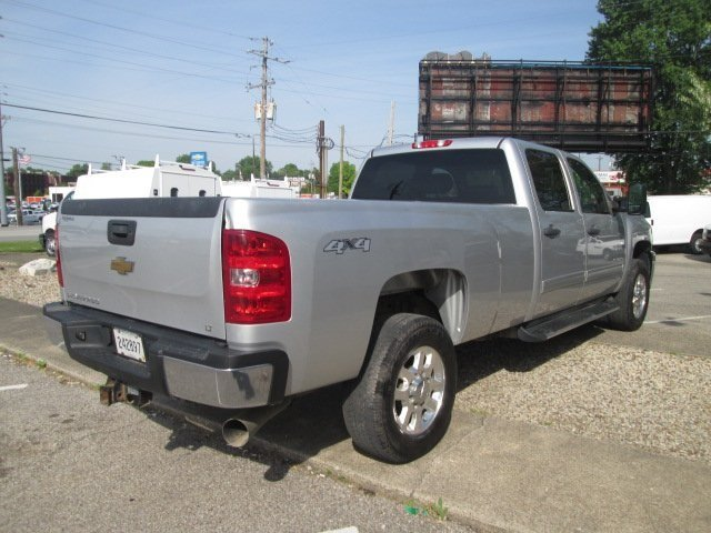 2011 Silverado 3500 Crew Cab 4x4, Pickup #180421A - photo 7