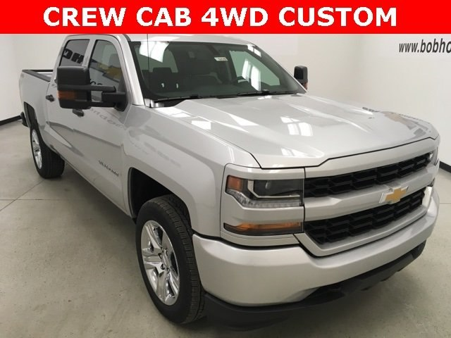 2018 Silverado 1500 Crew Cab 4x4, Pickup #180435 - photo 19