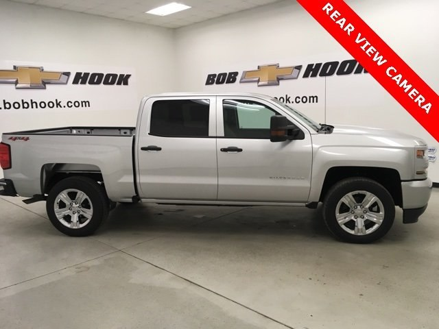 2018 Silverado 1500 Crew Cab 4x4, Pickup #180435 - photo 20