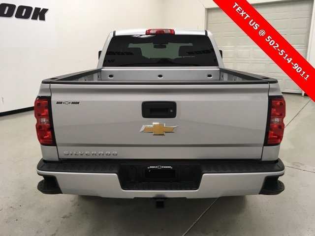 2018 Silverado 1500 Crew Cab 4x4, Pickup #180435 - photo 22
