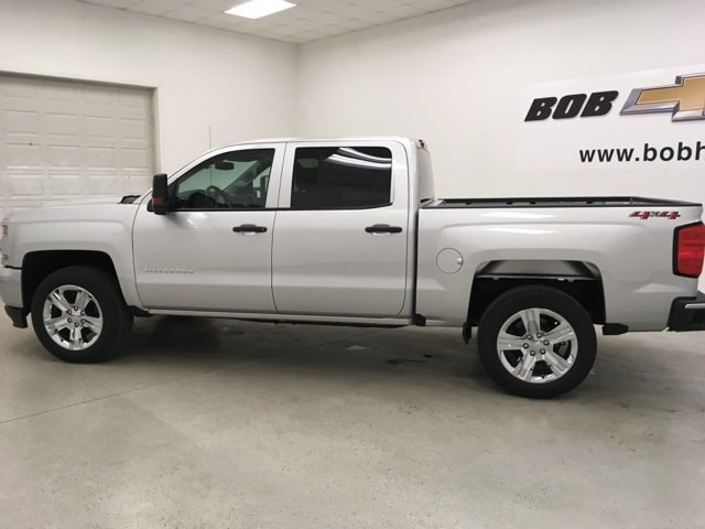 2018 Silverado 1500 Crew Cab 4x4, Pickup #180435 - photo 3