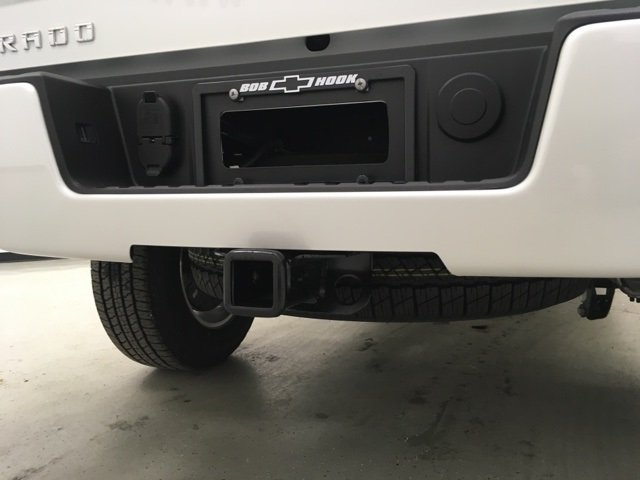 2018 Silverado 1500 Crew Cab 4x4,  Pickup #180437 - photo 9