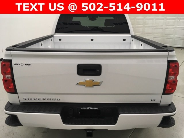 2018 Silverado 1500 Crew Cab 4x4,  Pickup #180437 - photo 20