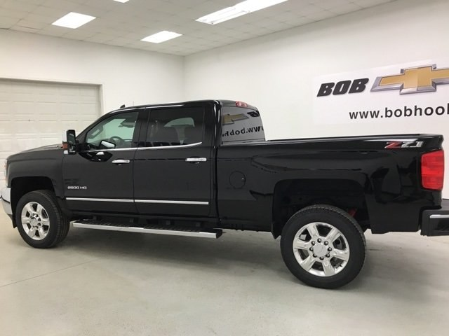 2018 Silverado 2500 Crew Cab 4x4, Pickup #180457 - photo 7