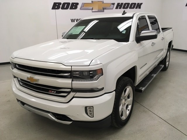 2016 Silverado 1500 Crew Cab 4x4, Pickup #180461B - photo 7