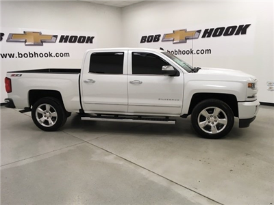 2016 Silverado 1500 Crew Cab 4x4, Pickup #180461B - photo 3