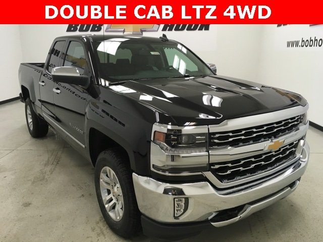 2018 Silverado 1500 Double Cab 4x4, Pickup #180485 - photo 17