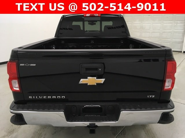 2018 Silverado 1500 Double Cab 4x4, Pickup #180485 - photo 20